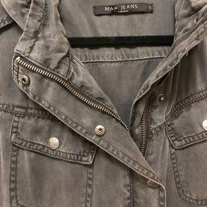 Max Jeans Utility Denim Jacket